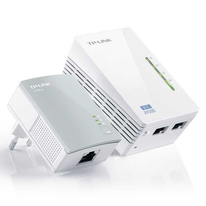 TP-LINK 300Mbps Wi-Fi Powerline Extender Starter Kit - TL-WPA4220KIT