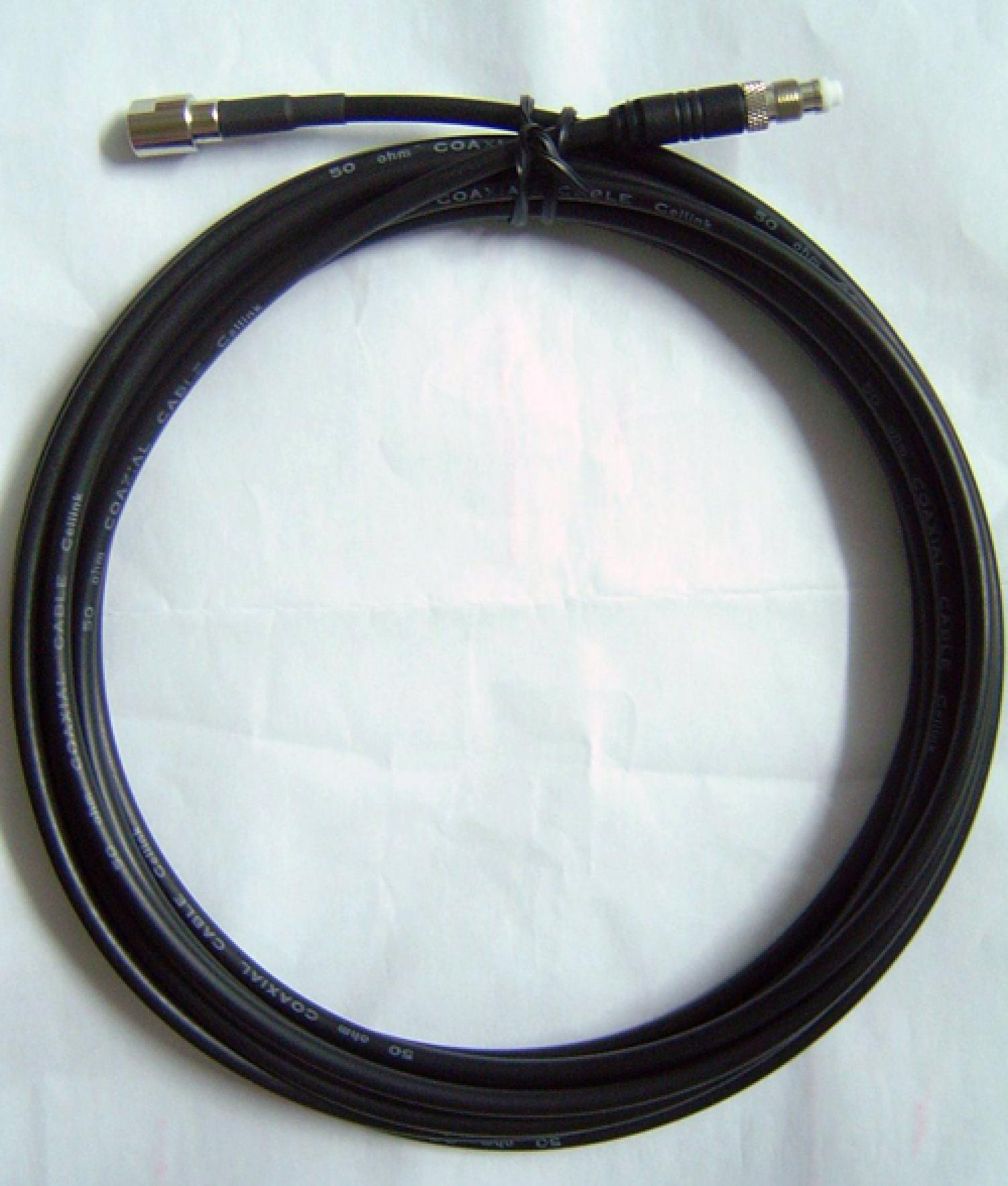 Kabel Ekstensi Antena Modem FME Male ke Female 5 Meter