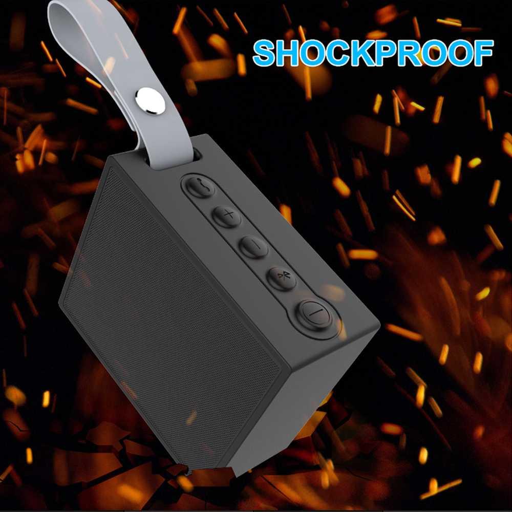 BearBizz X9 Wireless Bluetooth Speaker Waterproof IP66