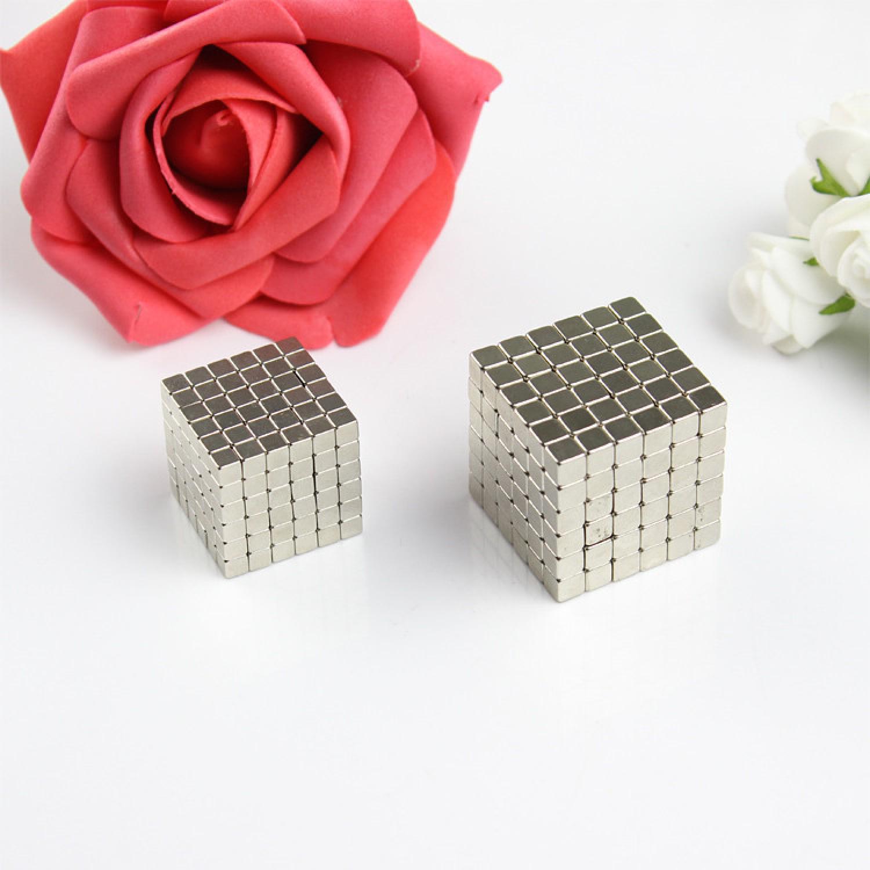 Buckycubes Magnetic Block Toys 216pcs