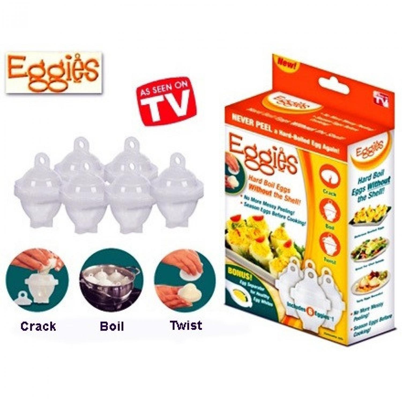Eggies Egg Boiler Alat Rebus Telur