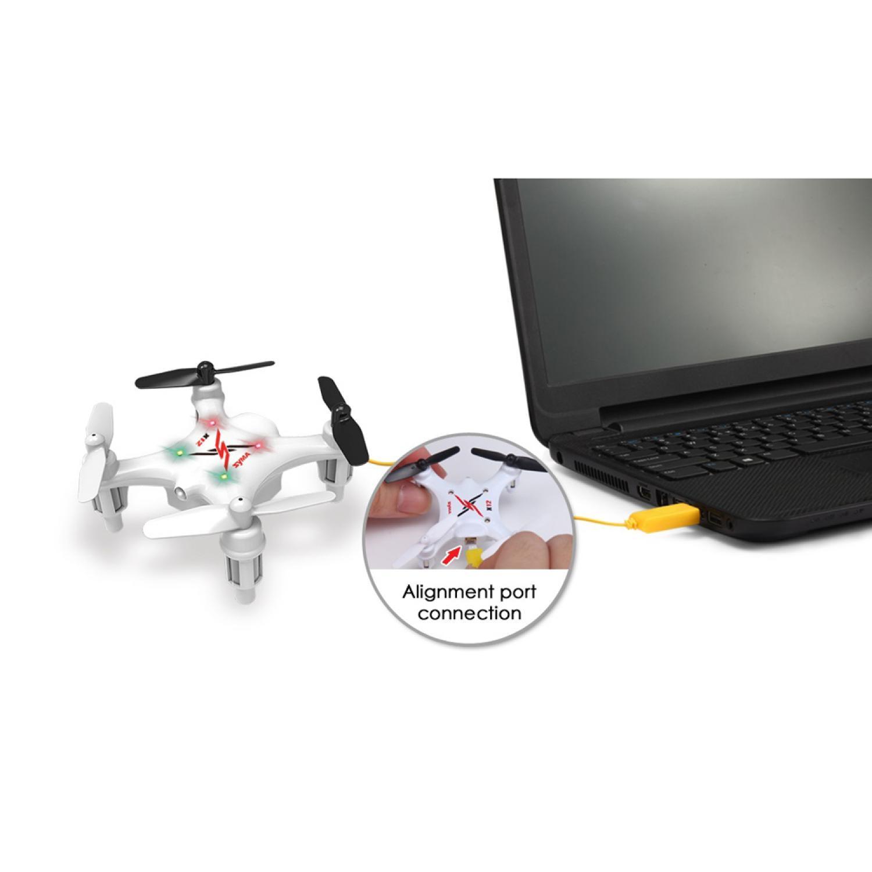 Syma X12 Nano 4CH Remote Control 2.4G 6 Axis Quadcopter with GYRO