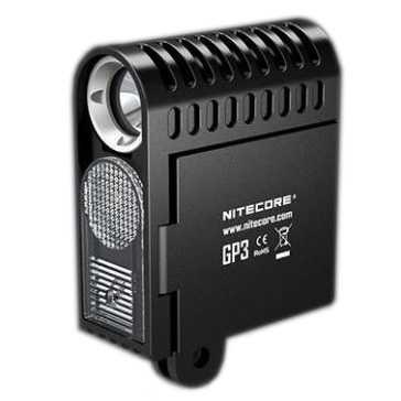 Nitecore Action Camera Light 360 Lumens - GP3