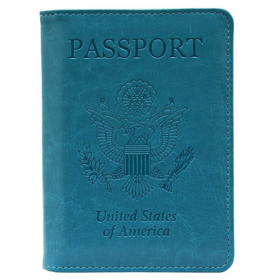 Cover Paspor United State of America