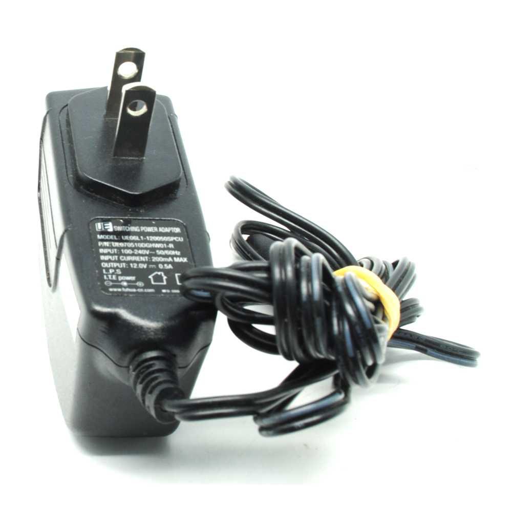 AC Adapter 12V 0.5A - UE06L-120050SPCU 14 DAYS