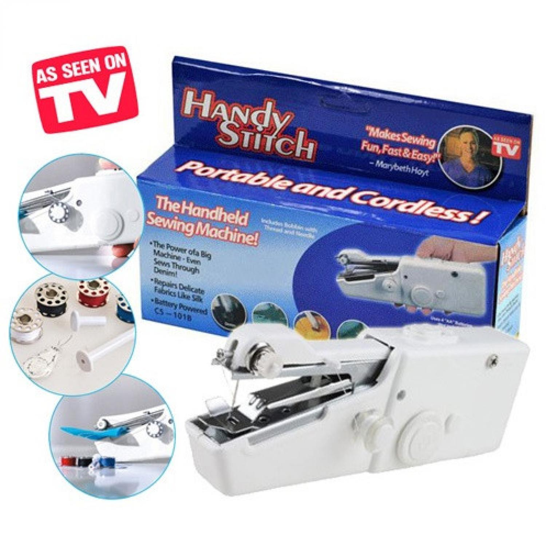 Handy Stitch Portable Handheld Sewing Machine