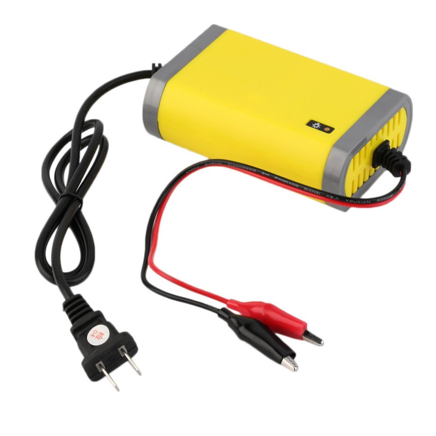 Portable Motorcrycle Car Battery Charger 12V/2A-OMRS5JYL