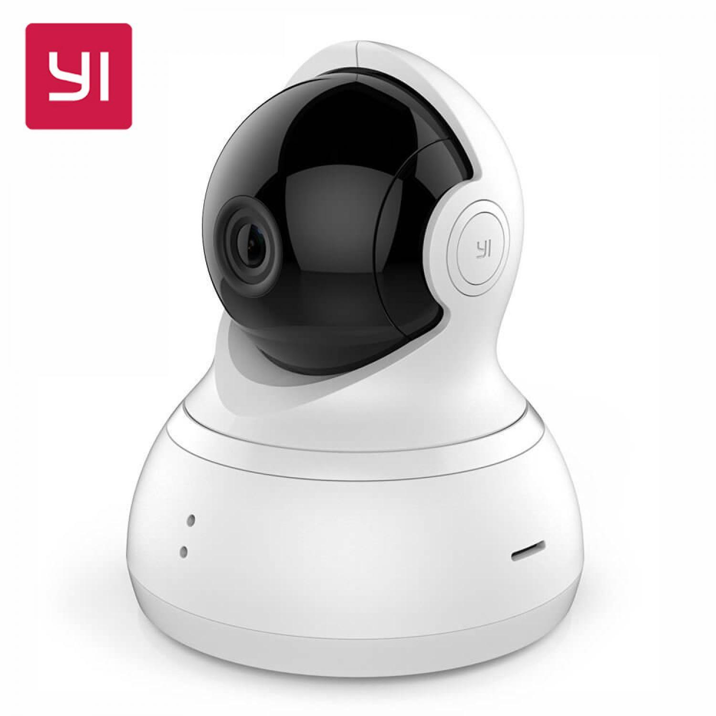 Jual Xiaomi Yi Dome Smart Cctv Ip Security Camera Hd 720p Night Paket Komplit Pembersih Kamera