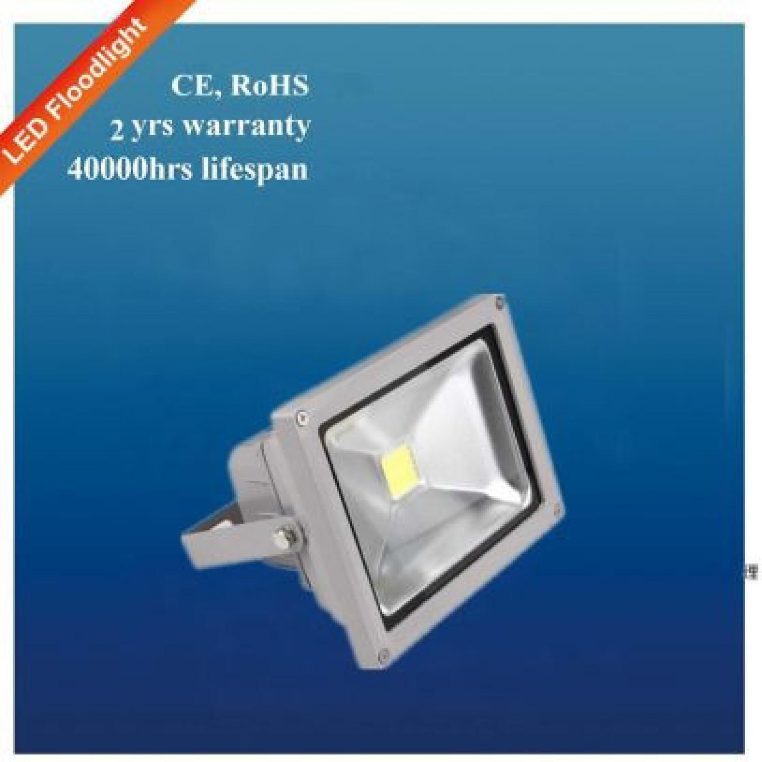Taffware LED Floodlight 30W Without PIR