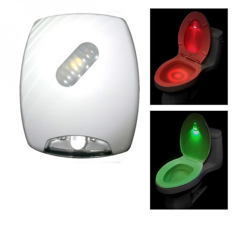 Smart Bowl Brite Sensor Toilet Lamp / Lampu Toilet