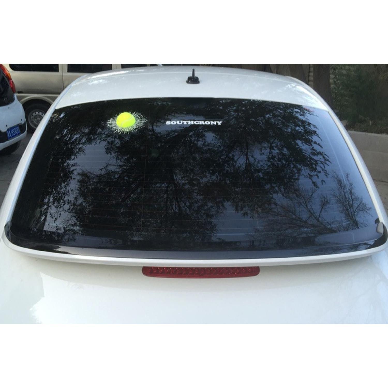 Stiker 3D Mobil Model Bola Tenis