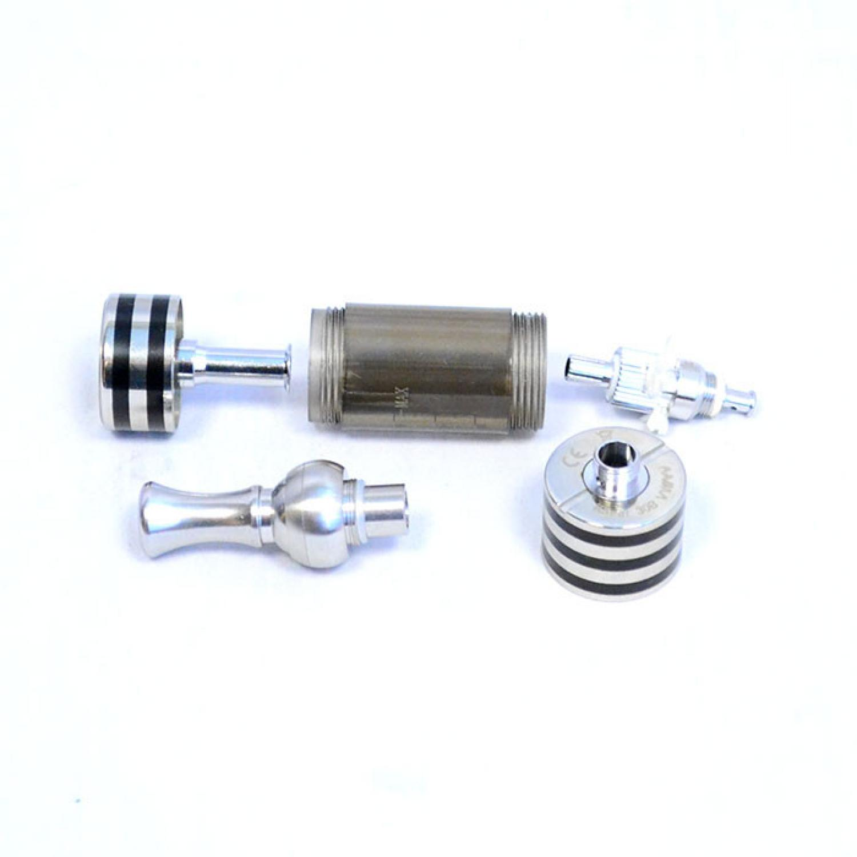 Innokin iClear 30B Dual Coil Clearomizer Rotatable Drip Tip 2.1 Ohm