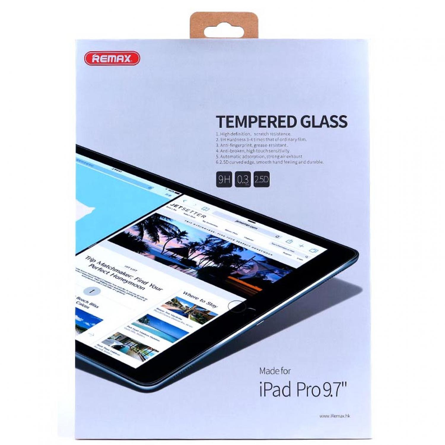 REMAX Tempered Glass 0.3mm for iPad Pro 9.7 Inch