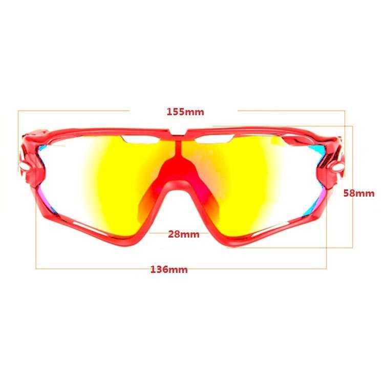 Kacamata Sepeda Trendy - AJ1