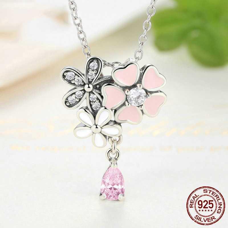 Kalung Wanita Cherry Blossom