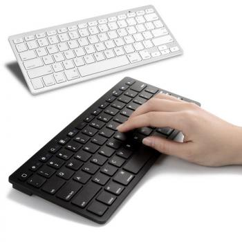 Ultra Slim Bluetooth Keyboard iOS Android PC - BKB800