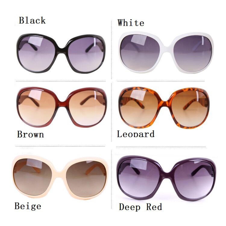 RunBird Kacamata Wanita Vintage Sunglasses Classic - UV400