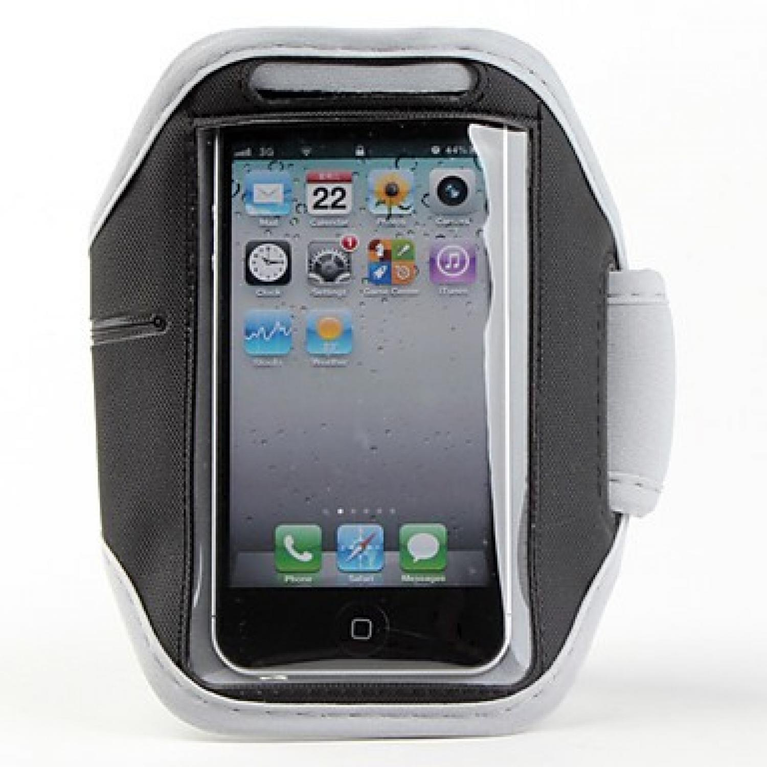 Padded Material Sports Armband Case for iPhone - ZE-AD005