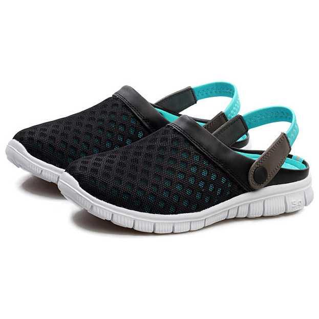 Sepatu Sandal Slip On Santai Pria