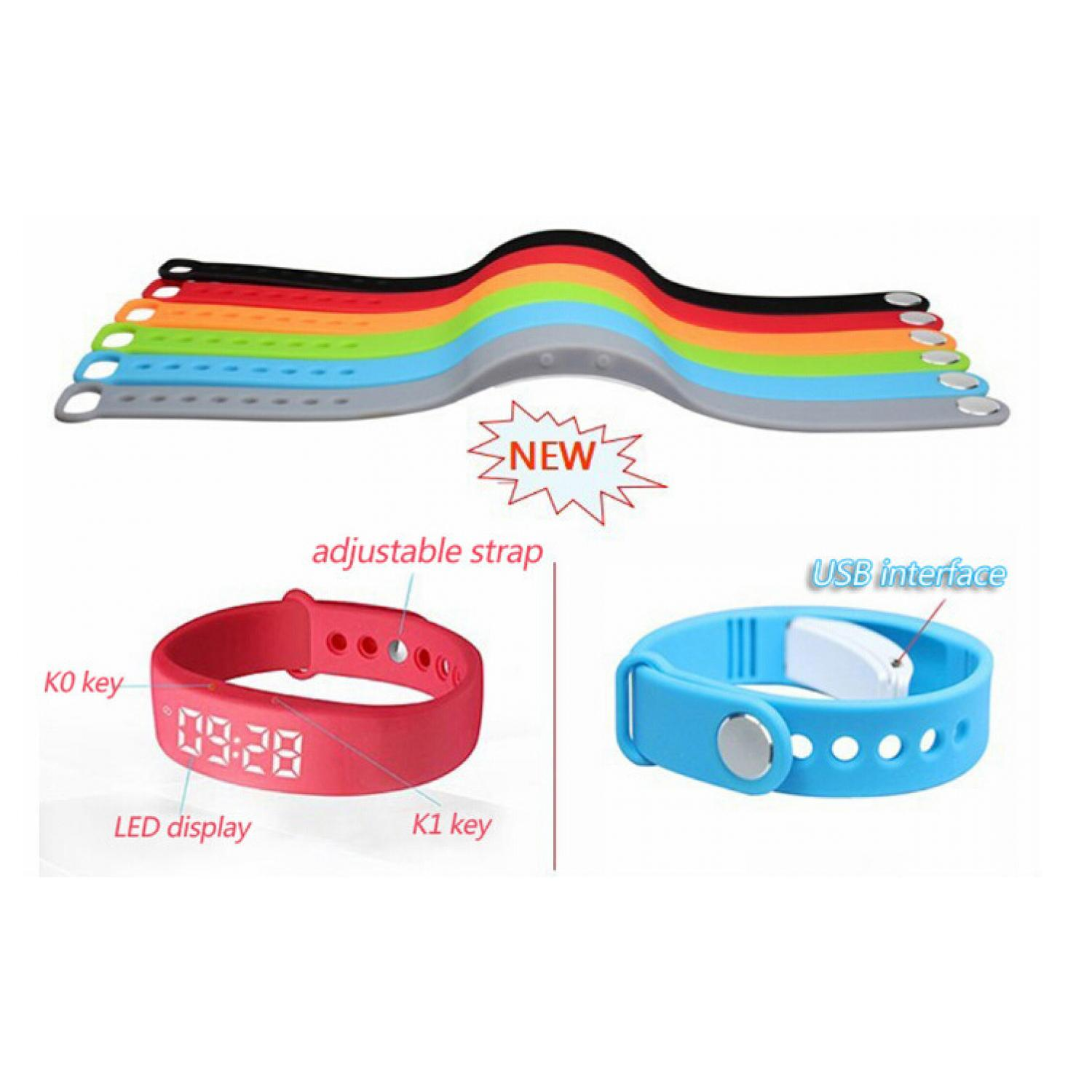 Gelang Sport W5S Pedometer Fitness