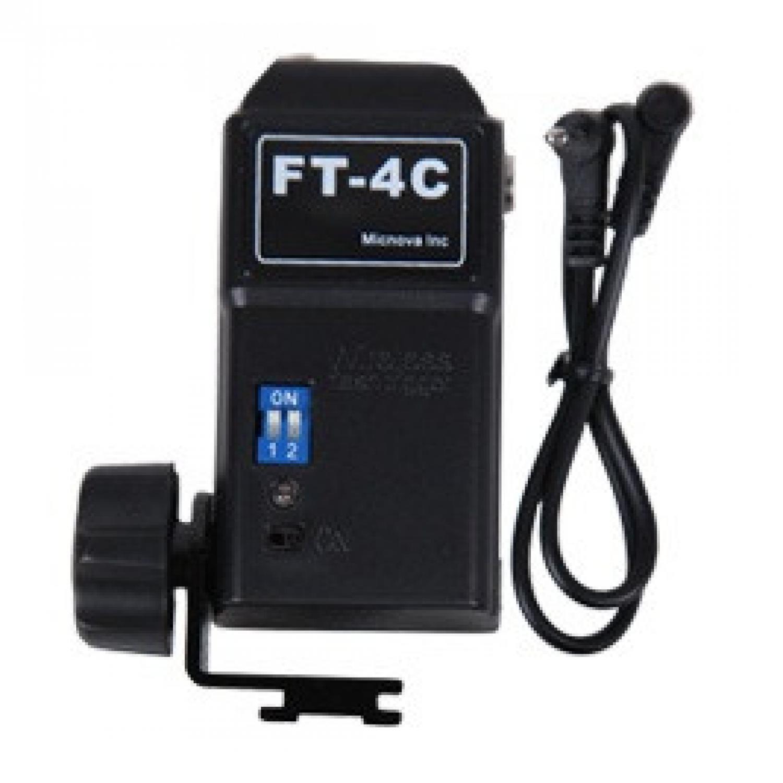 Micnova Wireless Flash Trigger Receiver - MQ-FT-4C-R