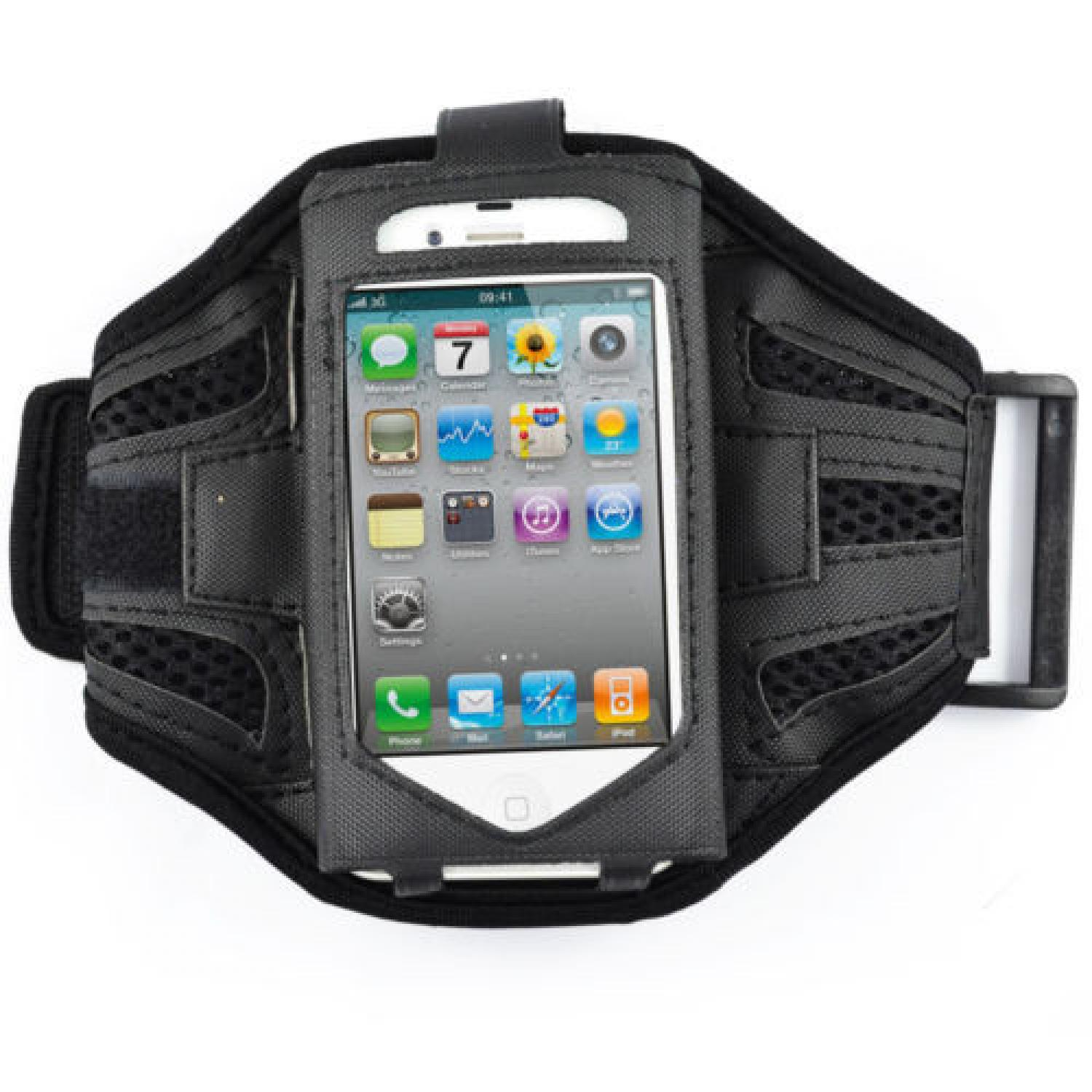 Mesh Cloth Material Sports Armband Case - ZE-AD108