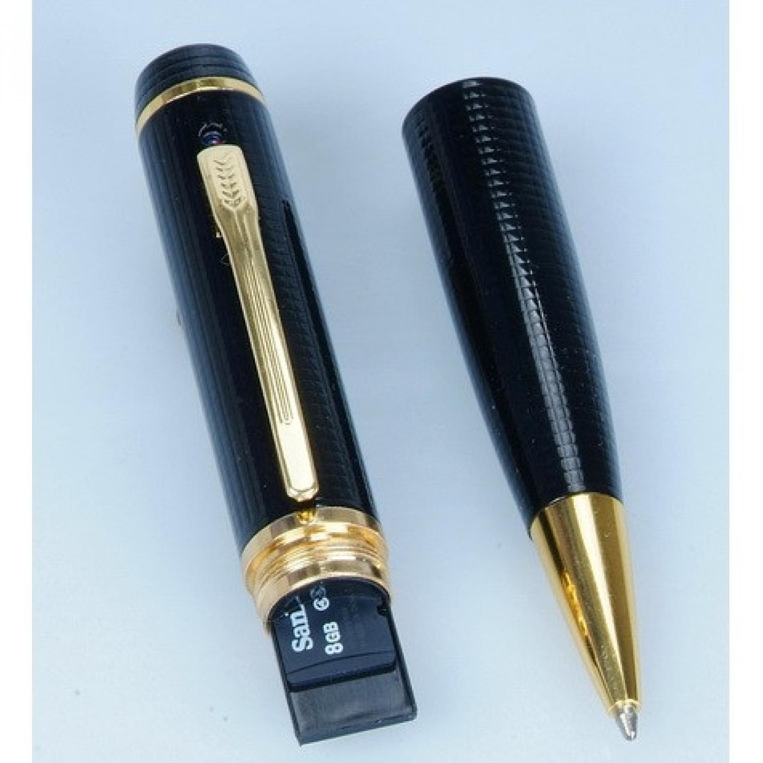 Hidden Spy Pen Camera Recorder High Definition 720P