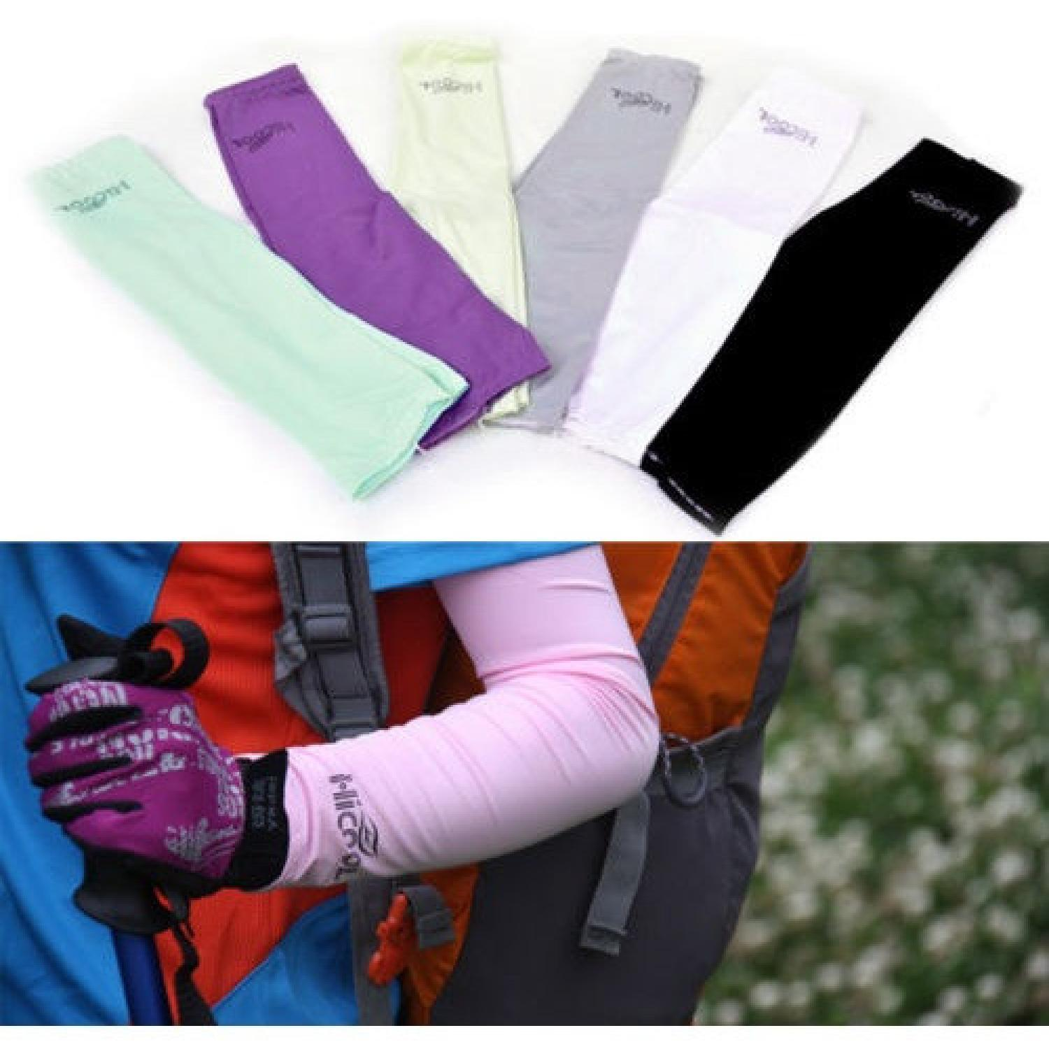 Hi Cool Arm UV Protection Cover / Sarung Pelindung Lengan