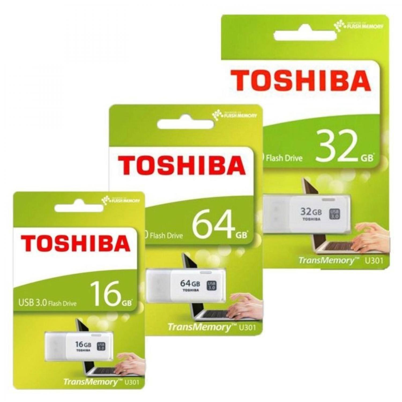 Toshiba USB 3.0 Flash Drive - THN-U30IW