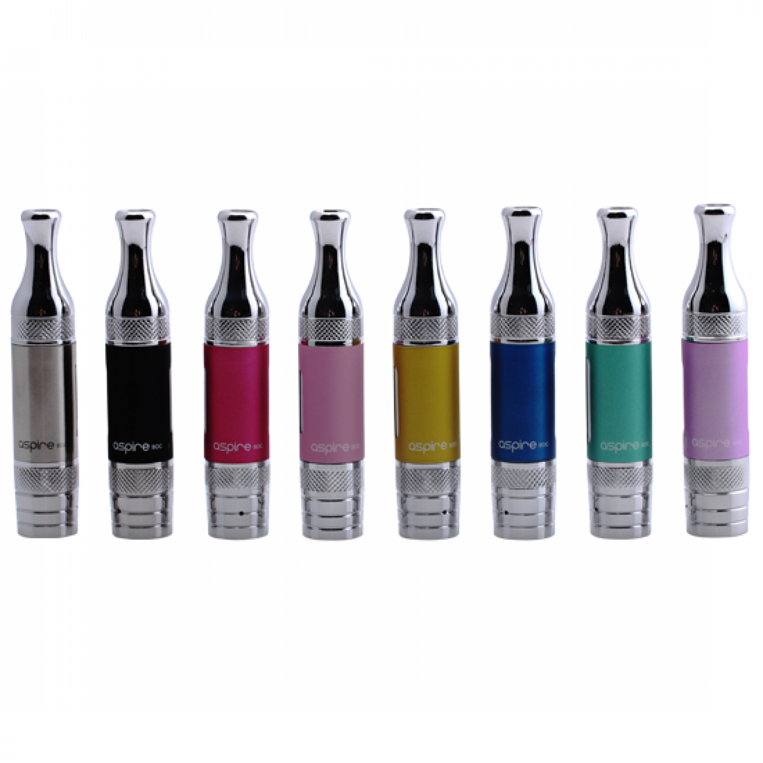 Aspire BVC ET-S Glass Version Clearomizer 1.8 Ohm