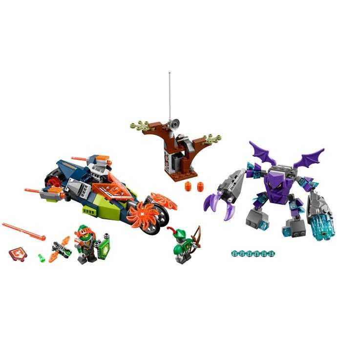 Lego Nexo Knights Aarons Stone Destroyer - 70358