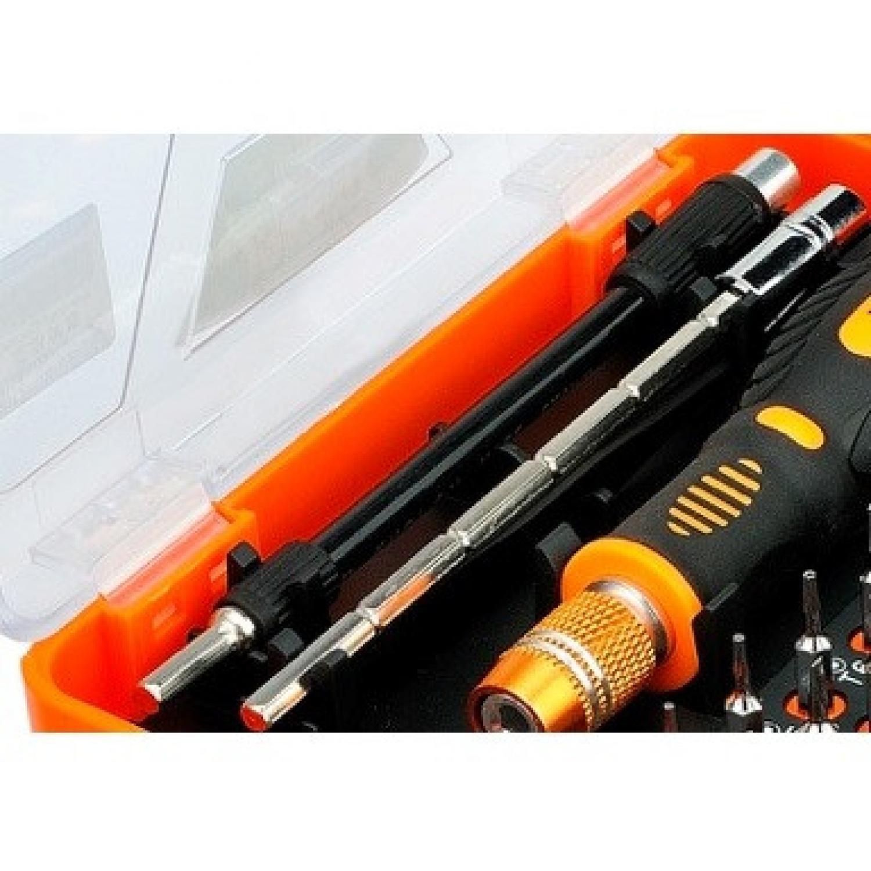 Obeng Tool Alat Service Jakemy 53 in 1 Precision Screwdriver Repair Tool Kit - JM-8127