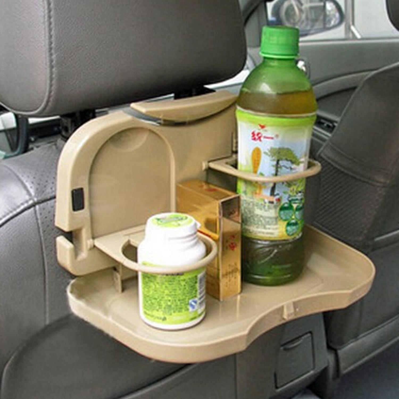 Meja Lipat Mobil / Car Multifunction Foldable Seat Back Table