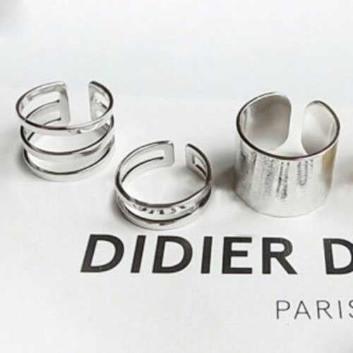 Cincin Midi Knuckle Ring
