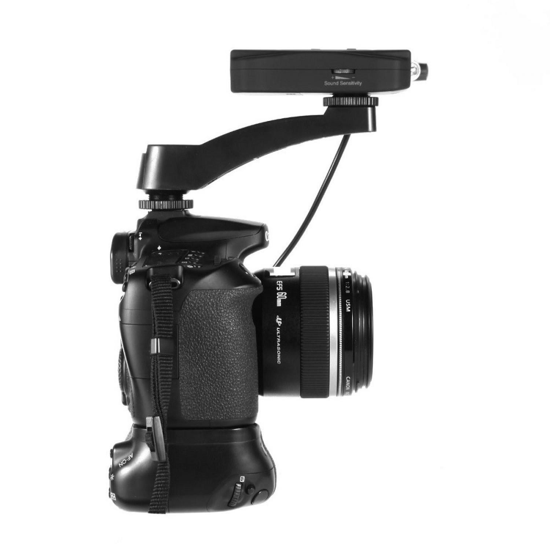Micnova 3 in 1 Lightning Sound Motion Trigger Nikon Camera Handle