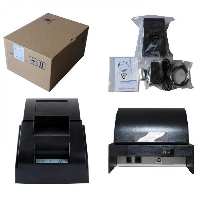 Xprinter POS Thermal Receipt Printer 58mm - XP-58IIIA