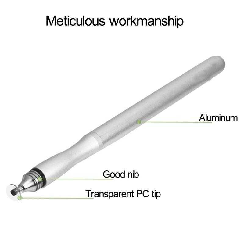 Capacitive Touch Screen Stylus Pen Aluminium