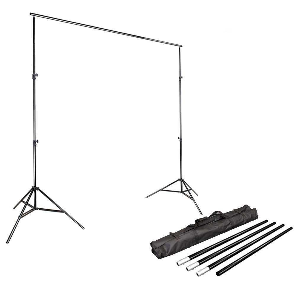 Bracket Stand 10ft untuk Backdrop Foto Studio