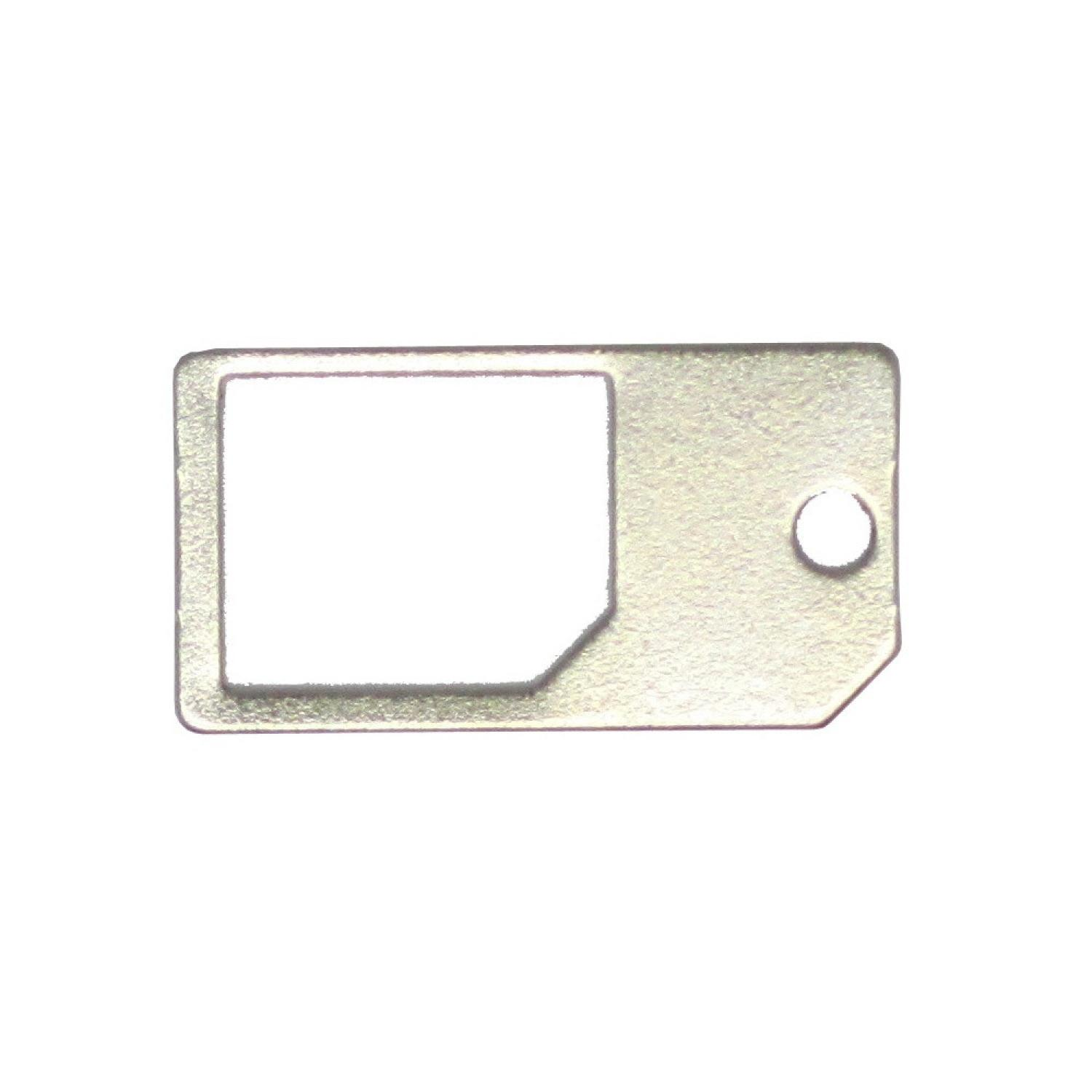 Micro SIM Adapter Metal