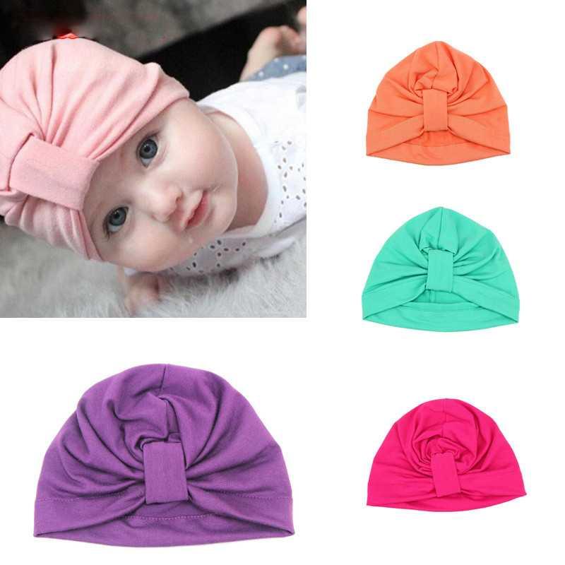 Kupluk Bayi Candy Color