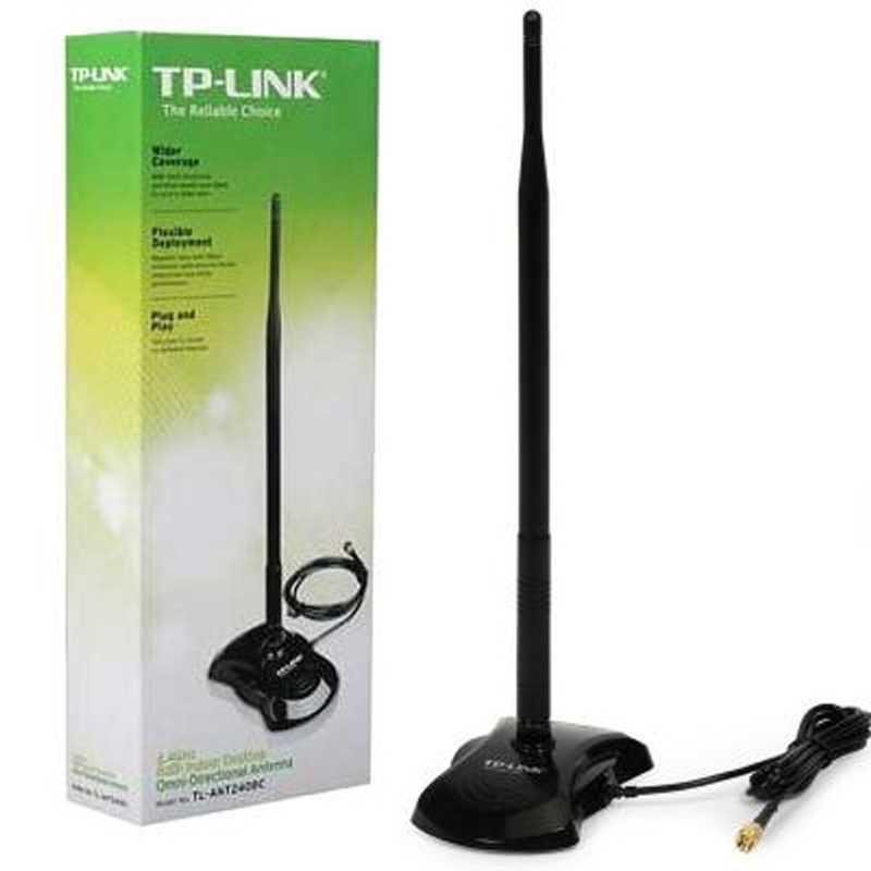 TP-LINK Indoor Omni-directional Antenna 2.4GHz 9dBi - TL-ANT2408C