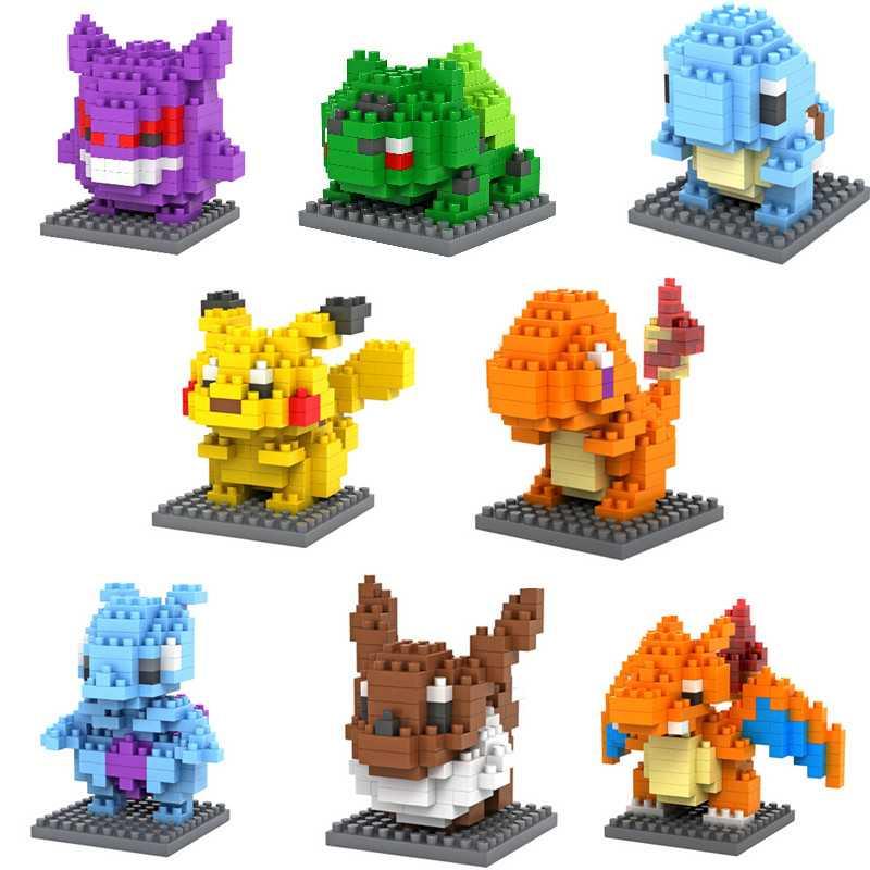 Pokemon Nano Block