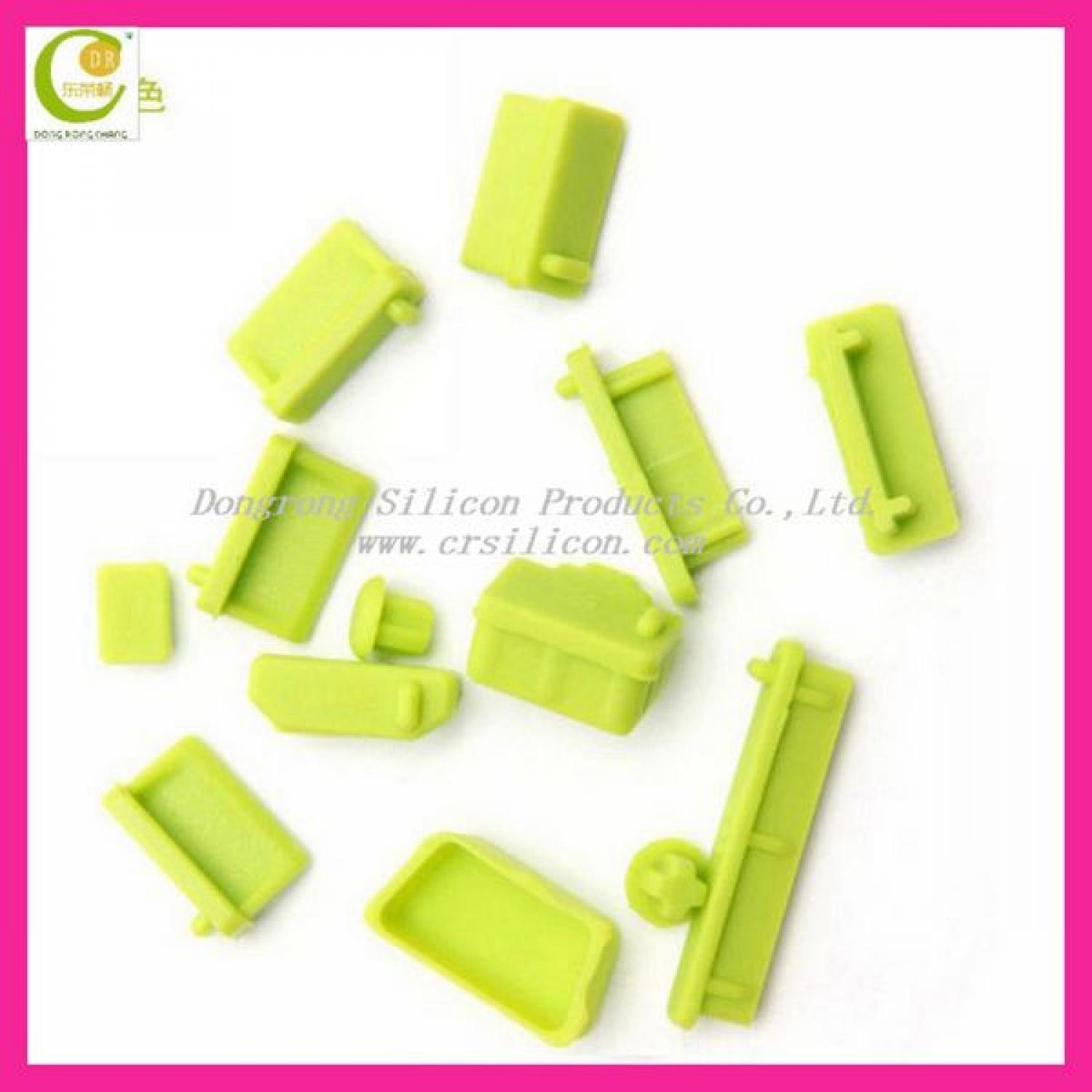 Silicone Notebook Dust Plug
