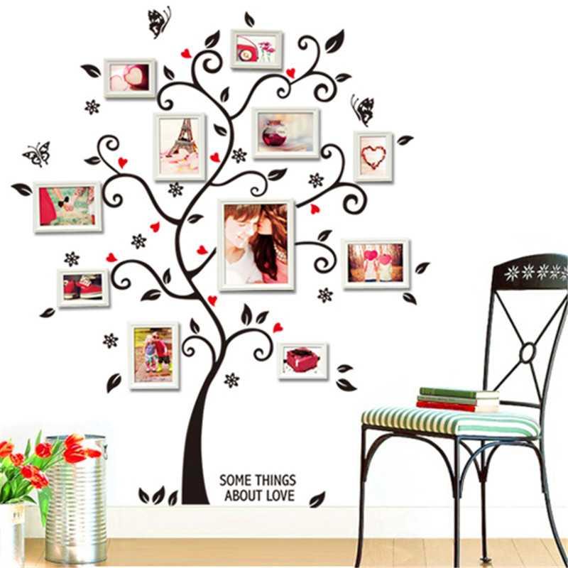Sticker Wallpaper Dinding Family Tree