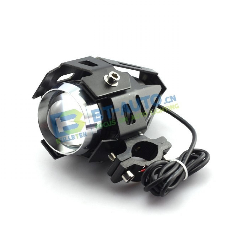 Motorcycle Transformer LED Projector Headlight Cree-U5 3000 Lumens