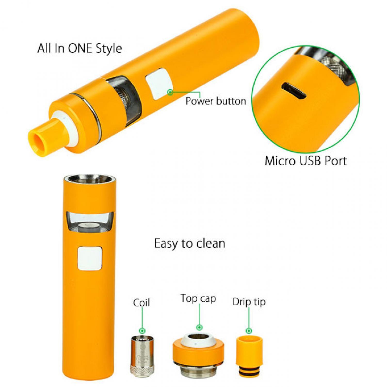 Joyetech eGO AIO D22 Starter Kit 1500mAh 2ml