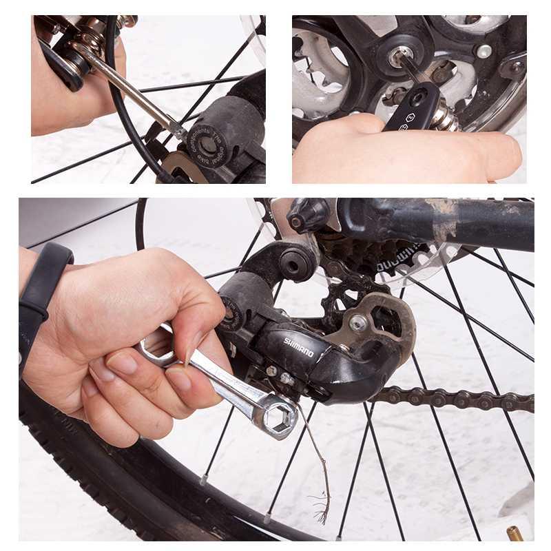 Perlengkapan Reparasi Ban Sepeda