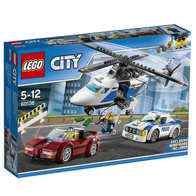 Lego City High Speed Chase - 60138