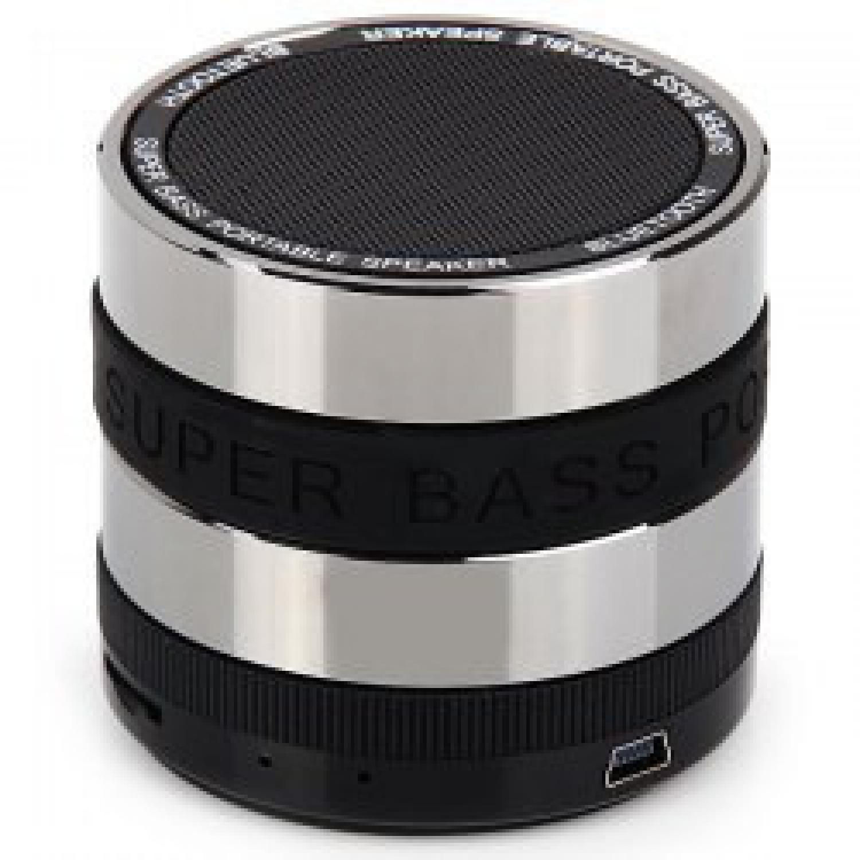 Jual Mini Metal Super Bass Portable Bluetooth Speaker