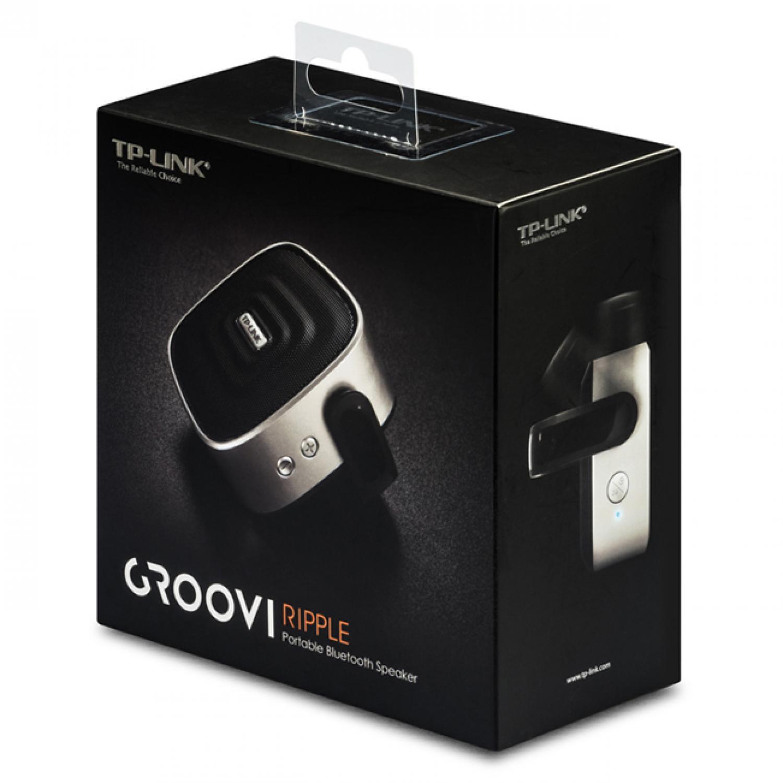 TP-Link Groovi Ripple Portable Bluetooth Speaker - BS1001